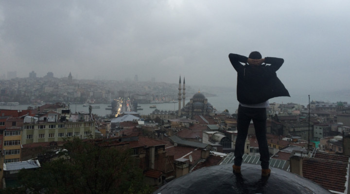 Istanbul - Center of the World.